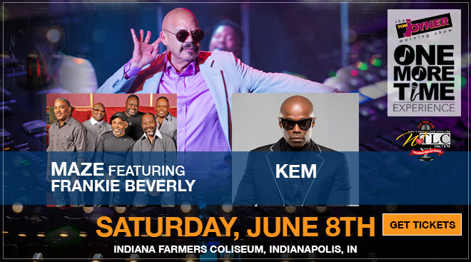 Tom Joyner's One More Time Experience Tour - Indy