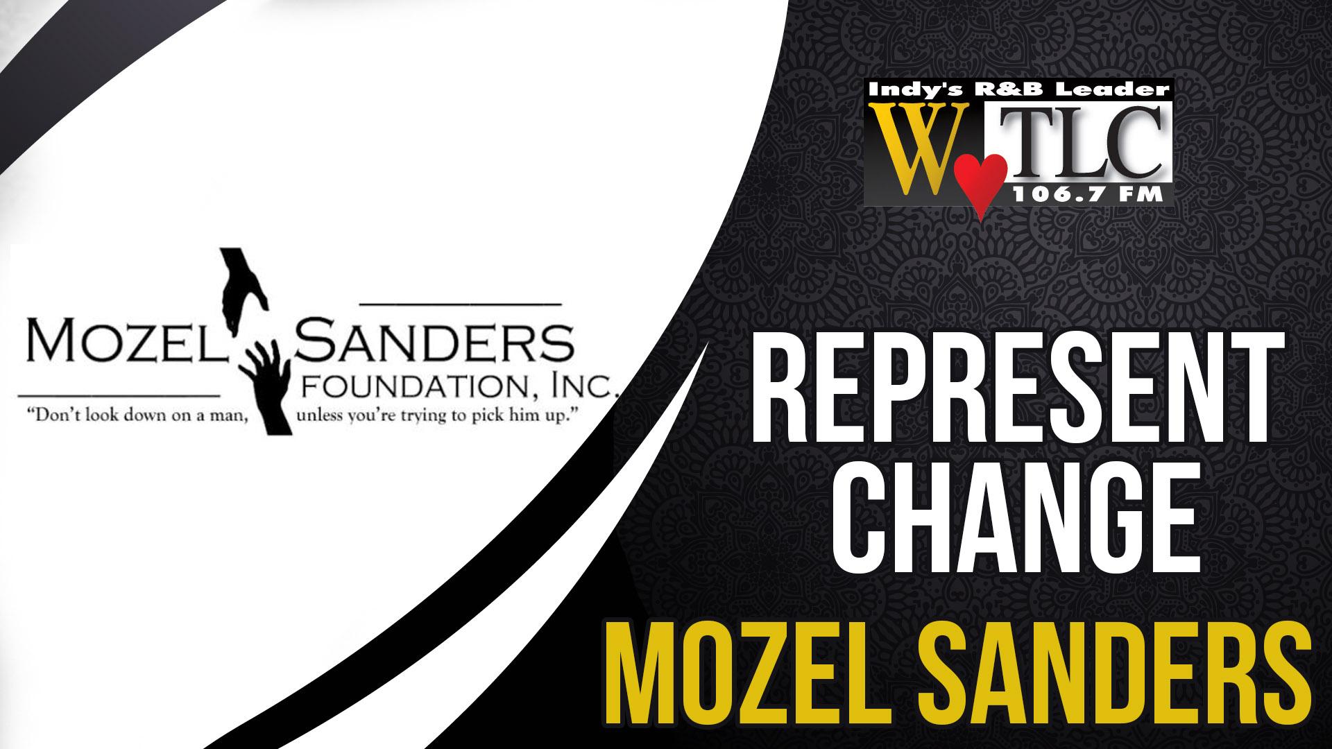 Represent Change: Rev. Mozel Sanders