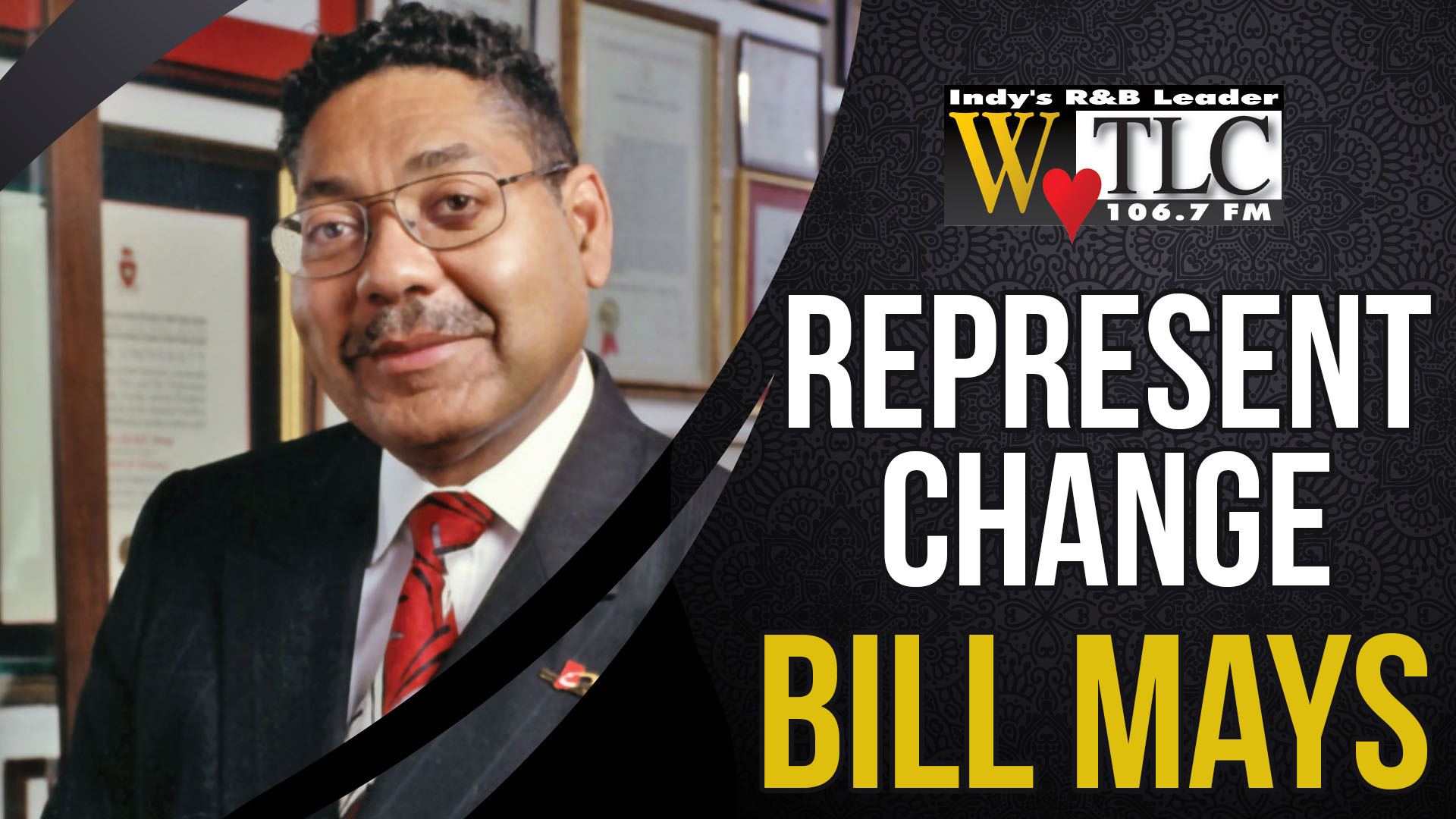 Represent Change: Bill Mays