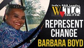 Represent Change: Barbara Boyd