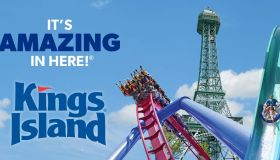 King's Island Opening Flyers/Graphics