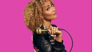 Amanda Seales – Smart, Funny & Black Tour Flyer