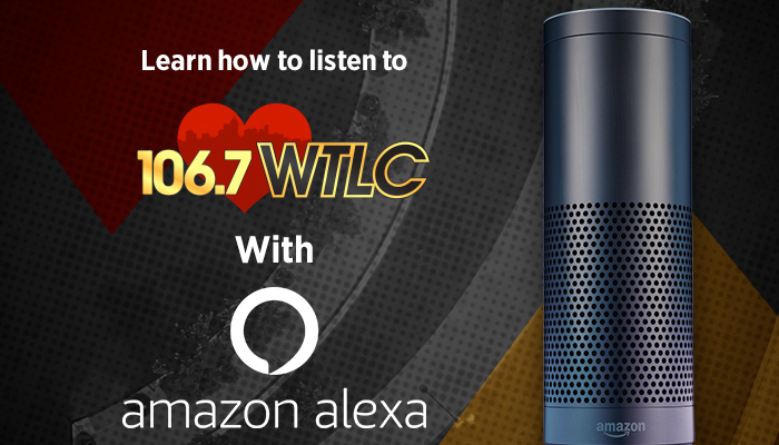 WTLC logo amazon alexa