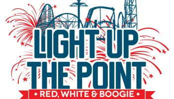 Cedar Point Independence Day