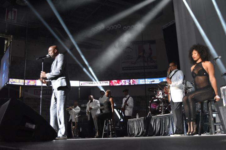 Tom Joyner One More Time Experience In Indianapolis
