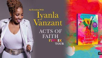 Iyanla Vanzant Acts of Faith Remix Tour