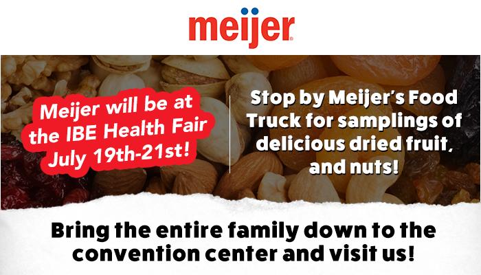 Meijer IBE Health Fair (Food Truck)