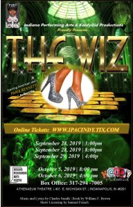 The Wiz at Indiana Performing Arts Theatre