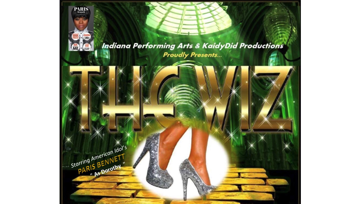 The Wiz at Indiana Performing Arts Theatre Featured Image