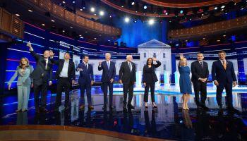 NBC News Election Coverage - Season 2019