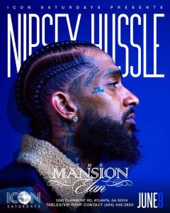 The Mansion Elon: Presents Nipsey Hussle