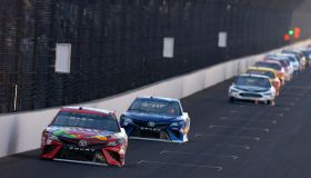 AUTO: JUL 23 NASCAR Monster Energy Cup Series - Brickyard 400