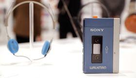 Exposition de produits Sony à Tokyo