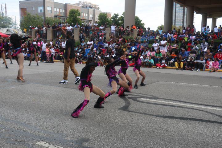 Circle City Classic Parade 2019