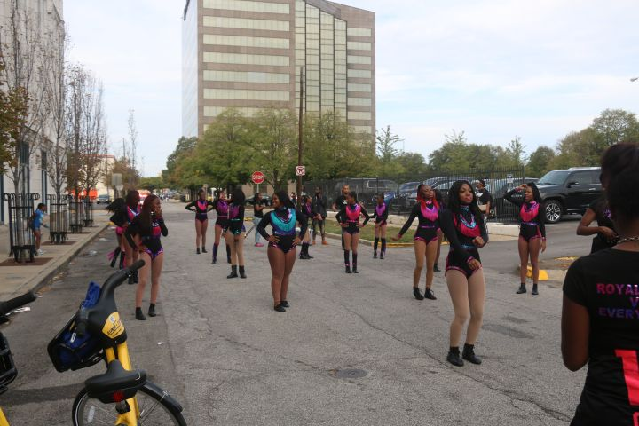 Circle City Classic Parade 2019