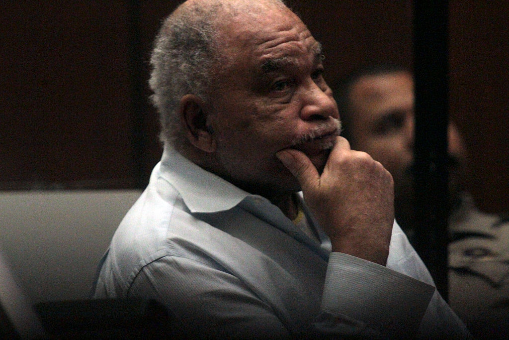 LOS ANGELES, CA - AUGUST 18, 2014: Samuel Little, who was indicted on charges that he murdered thre