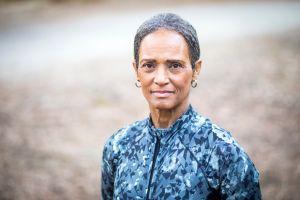 Portrait of a beautiful Senior Black Woman