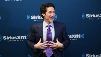 Celebrities Visit SiriusXM Studios - September 29, 2014