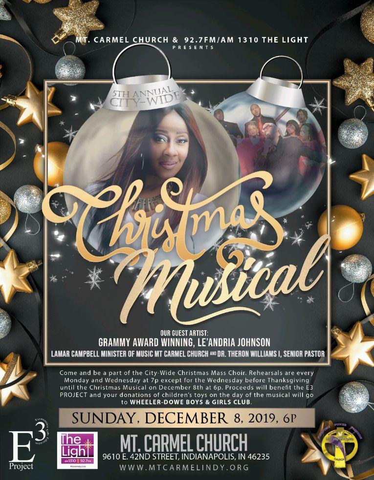 City-Wide Christmas Musical