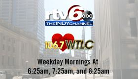 RTV6 and WTLC weekly news stories