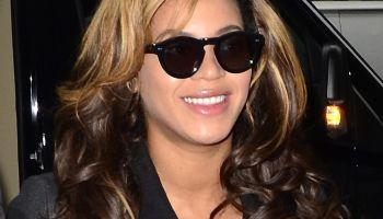 Celebrity Sightings In New York City - November 29, 2011