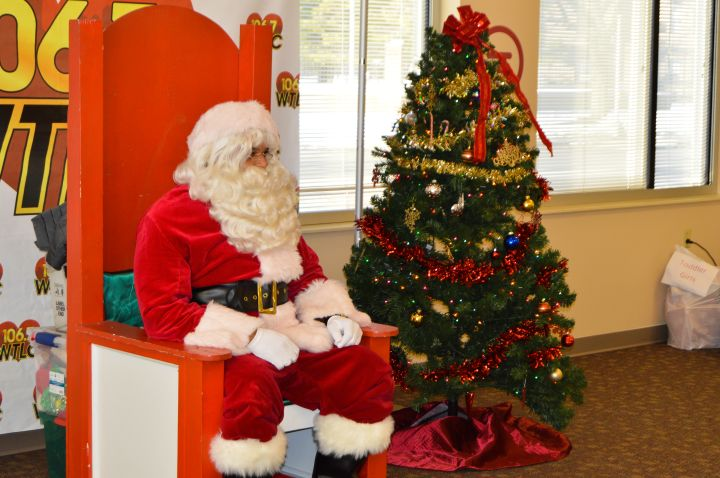 Black Santa 2019