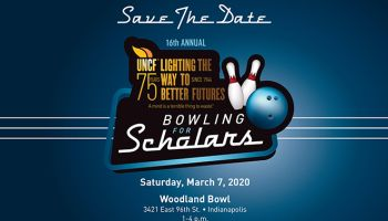 UNCF Bowling For Scholars 2020