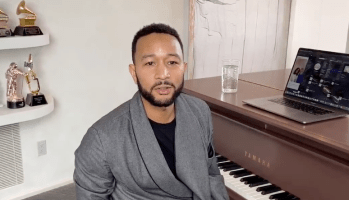 john legend livestream