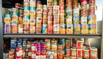 Tustin nonprofit transforms self-storage space into a food pantry