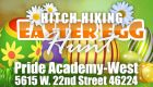 Pride Academy Events April 2020