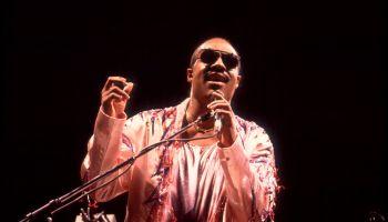 Stevie Wonder Performs At The Rosemont Horizon