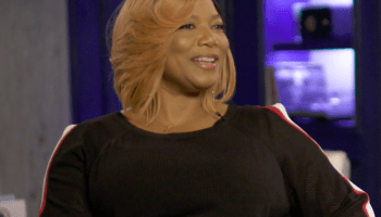 Queen Latifah STAR interview