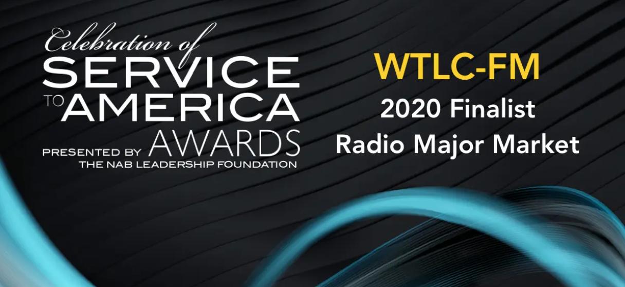 WTLC Celebration Of Service to America Awards