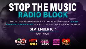 Stop The Music Suicide Prevention