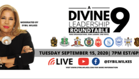 Divine 9 Leadership Roundtable