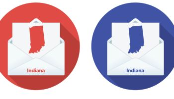 USA Election Mail In Voting: Indiana